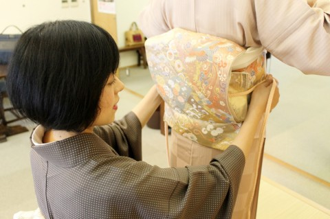 熊本市の着付けや着付け教室ならおまかせください