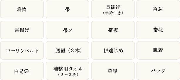 熊本市の親切、丁寧、分かりやすい着付け教室