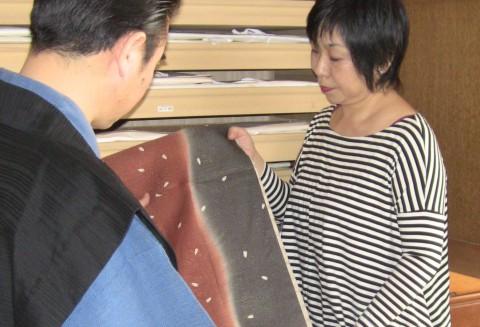 熊本で着物相談