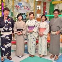浴衣着付け TKU かたらんね 衣装提供 上品なゆかた 熊本市中央区