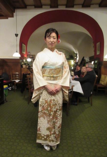 熊本市 着物専門店 わのくに 披露パーティ