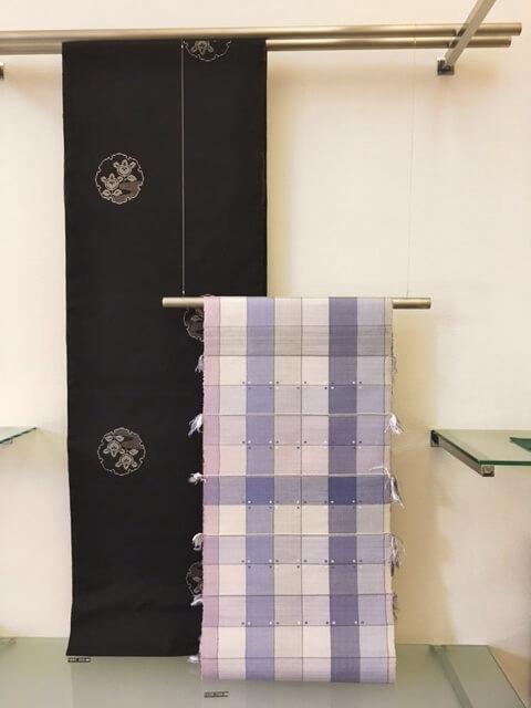 きもの通 安心着物 九寸名古屋帯 宮﨑涼子 幸せの空間 本場奄美泥大島紬 室町の加納織物 熊本市中央区 着物専門店 わのくに
