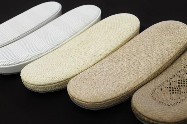 夏草履 パナマ お誂え 着物で豊かな時間を過ごす 熊本市中央区 着物専門店 わのくに