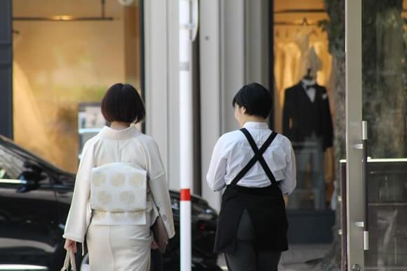 訪問着 お誂え 着物で豊かな時間を過ごす 熊本市中央区 着物専門店 わのくに