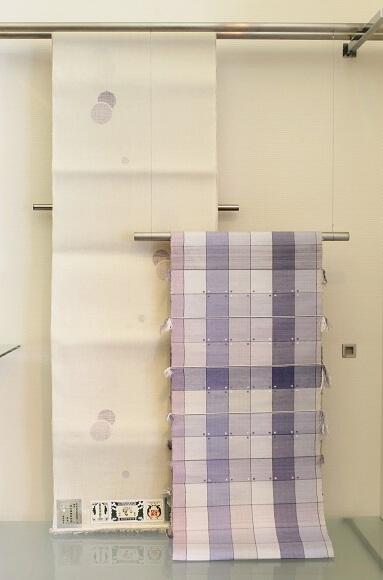 縮結城紬 重要無形文化財 熊本市中央区 着物専門店 わのくに