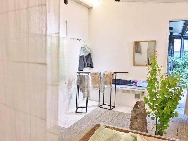 宮﨑なお美 染織家 島田美術館 熊本市中央区 着物専門店 わのくに