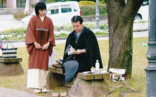 みさやま紬・横山俊一郎氏探訪