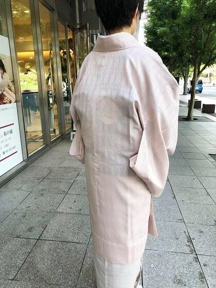 夏コート 熊本市中央区 着物専門店 わのくに