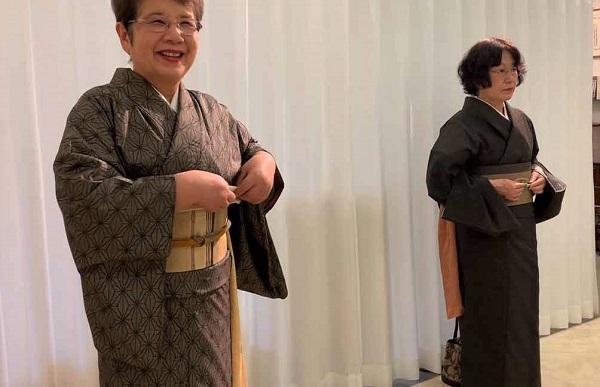 熊本市の着付け教室 おさらいコース 熊本市中央区 着物専門店 わのくに