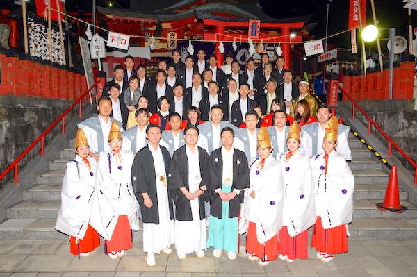 日本の伝統行事 初午大祭 熊本城稲荷神社 熊本市中央区 着物専門店 日本スタイル わのくに