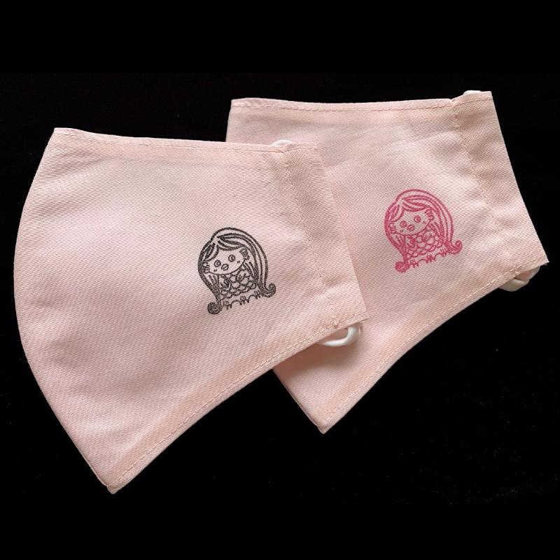 アマビエマスク アマスク 熊本市 着物専門店 和の國