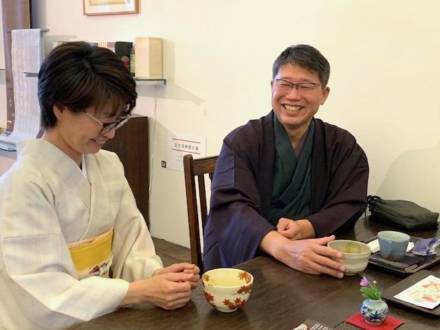本場結城紬 着物で過ごす 和の國 熊本市中央区