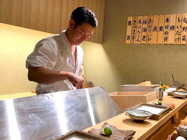 天蕎かたへい ホテル日航熊本裏 和の國 熊本市中央区