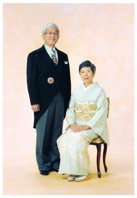 色留袖 上品な着物 叙勲の着物 和の國 熊本市中央区